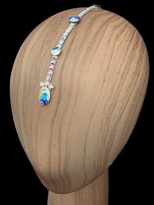 JLH508 Crystal AB Head Pieces