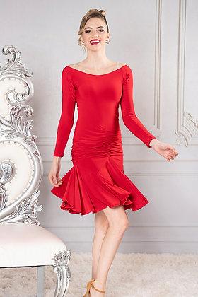 Dance America D902 Latin Dress