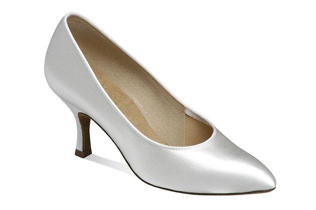 Style 1003 - White Satin