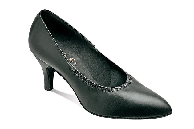 Style 1001 - Black Leather