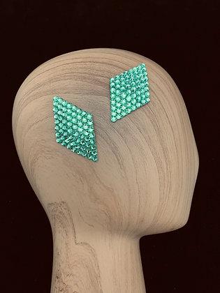 JHC - Peridot Hair Clips