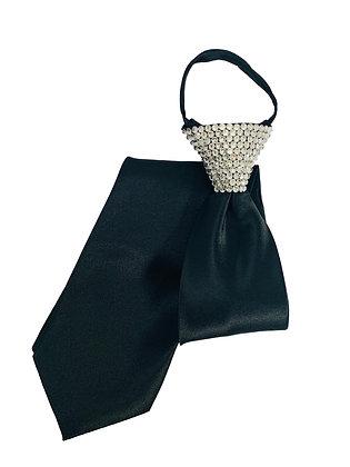NF - Crystal Black Zip Tie