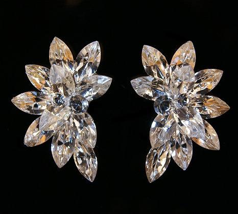 FC172 Swarovski Crystal Earrings