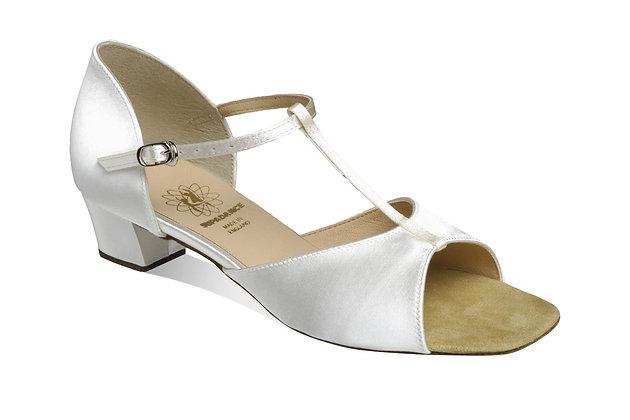 Style 1007 - White Satin