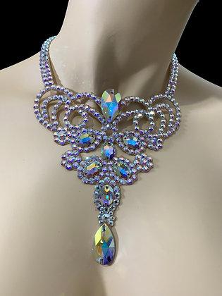 JLN10 - Crystal Necklace