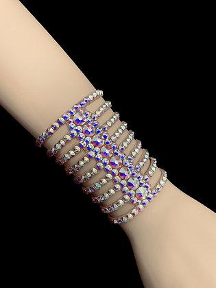 JLB02 - Crystal AB Bracelet