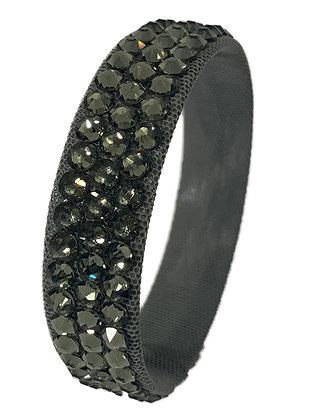 Stardust - Black Dimond Bangle