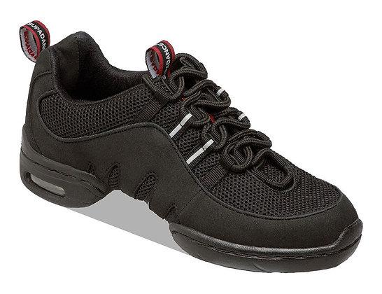Style 8007 - Black Dance Sneakers