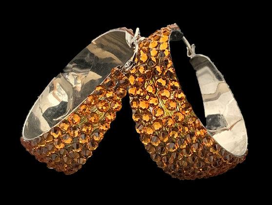 LUX - Topaz Earrings