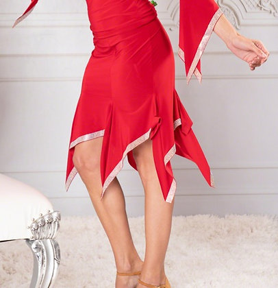 Dance America S921 Latin Skirt