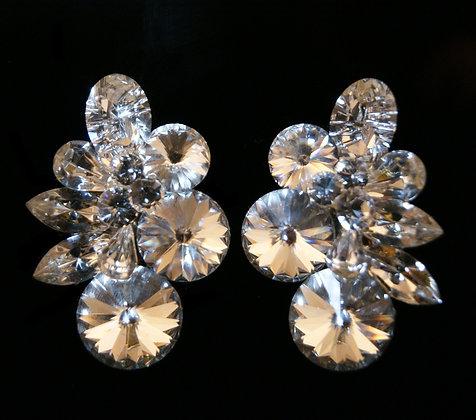 FC167 Swarovski Crystal Earrings