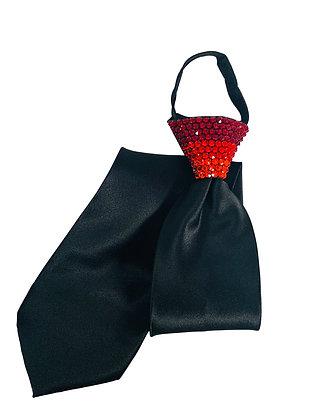 NF - Siam / Light Siam Black Zip Tie