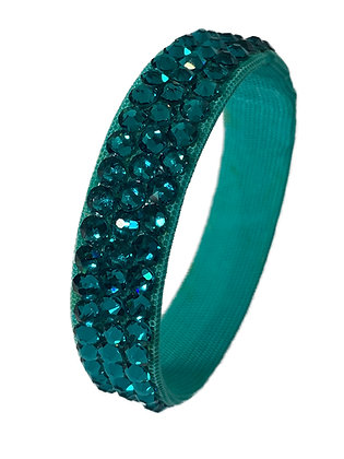 Stardust - Blue Zircon Bangle