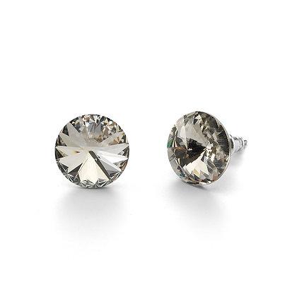 Elite Crystal - Stud Earrings