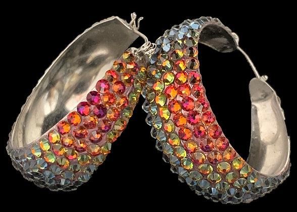LUX - Volcano Earrings