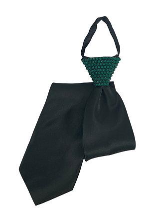 NF - Emerald Black Zip Tie