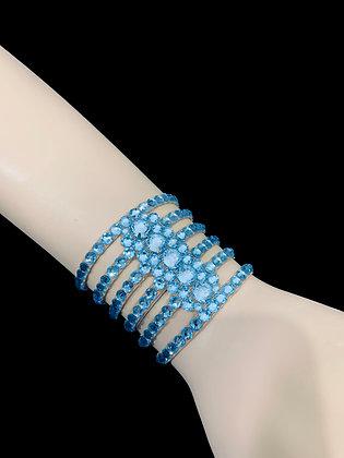 JLB08 - Light Sapphire Bracelet