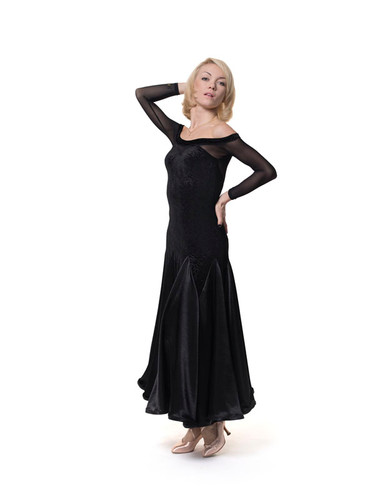 d98b844781dc8 RS Ischia Velvet Dress