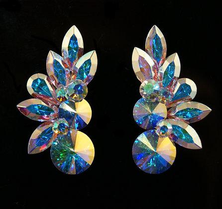 FC115 Swarovski Earrings