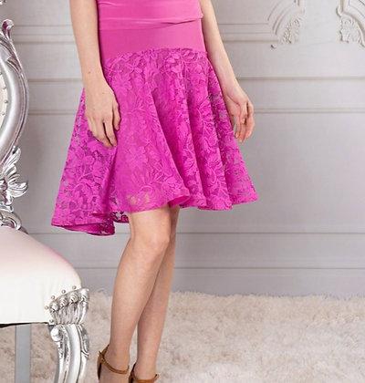 Dance America S914 Latin Skirt
