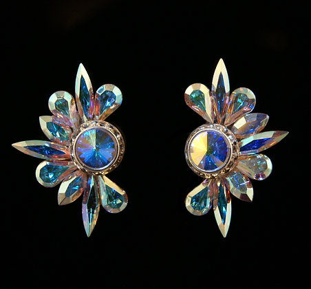 FC132 Swarovski Earrings