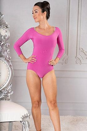 L901 Hibiscus Body Suit