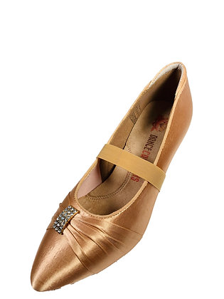 Nude Shoes Strap