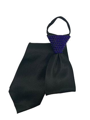 NF - Cobalt Black Zip Tie