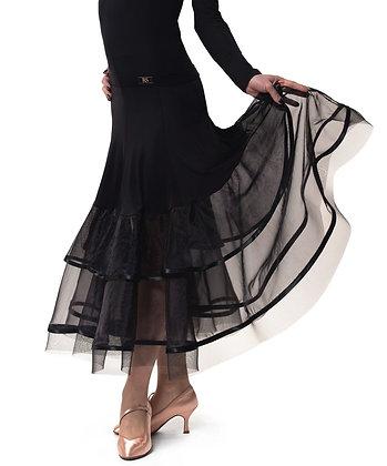 RS Chili Ballroom Skirt