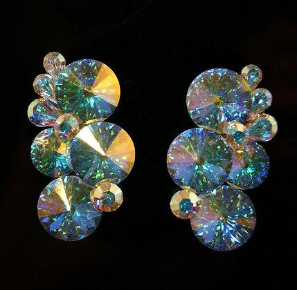 FC142 Swarovski Earrings