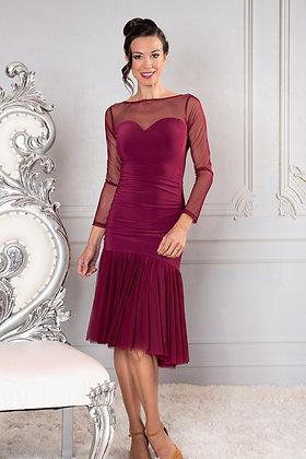 Dance America D907 Latin Dress
