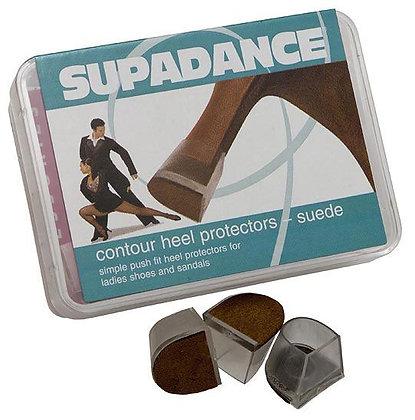 Supadance Suede Contour Heel Protectors