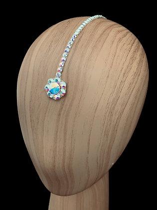 JLH510 Crystal AB Head Pieces