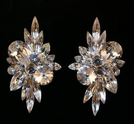 FC168 Swarovski Crystal Earrings