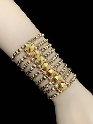 JLB02 - Gold Bracelet