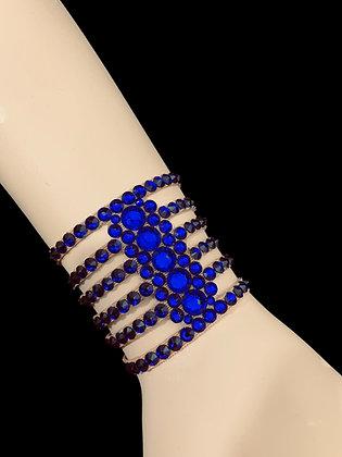 JLB08 - Cobalt Bracelet