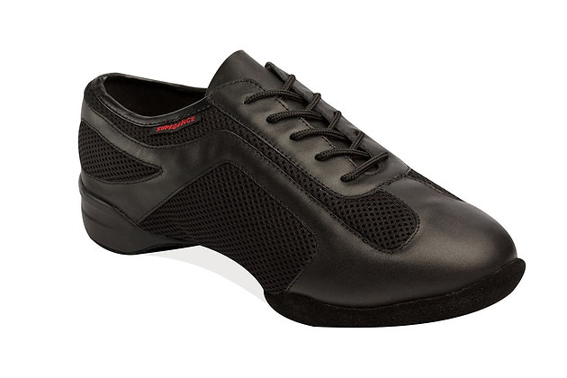 Style 8910 - Black Leather/Mesh