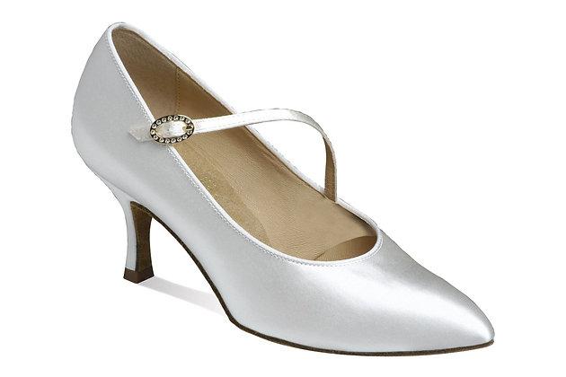 Style 1004 - White Satin