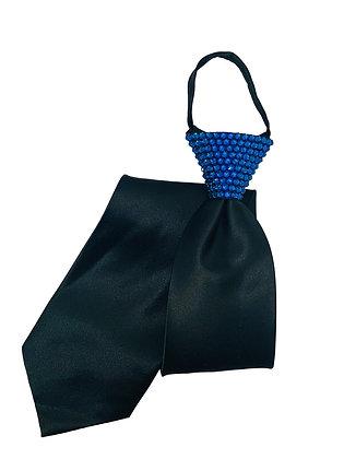 NF - Sapphire Black Zip Tie