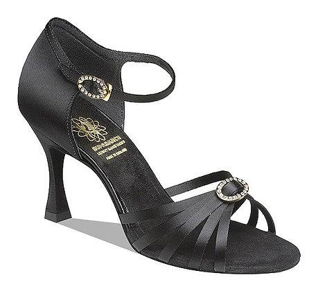Style 1516 - Black Satin