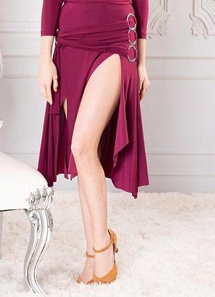 Dance America S912 Latin Skirt