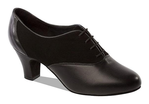 Style 1227 - Black Leather / Nubuck