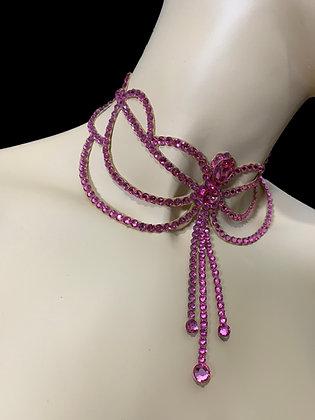 JLN18 - Rose Necklace