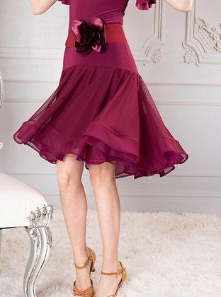 Dance America S916 Latin Skirt