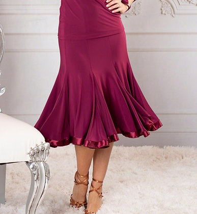 Dance America S906 Latin Skirt