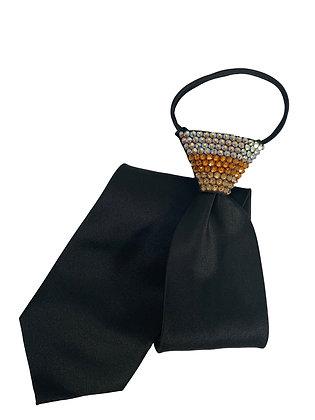 NF -  Topaz AB / Topaz / Lt Topaz Black Zip Tie