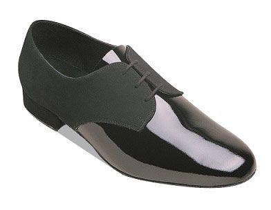 Style 9001 - Black Patent / Nubuck