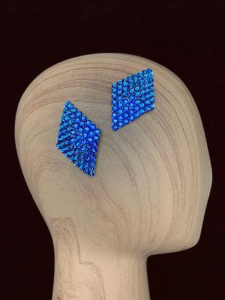 JHC - Sapphire Hair Clips