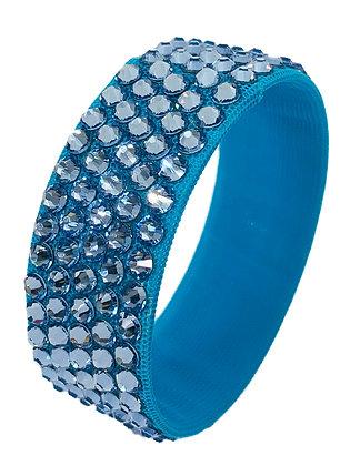 Stardust - Light Sapphire Bangle