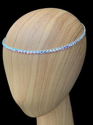 JLH517 Crystal AB Head Pieces